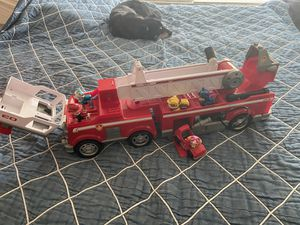 Paw patrol ultimate rescue truck for Sale in Clovis, CA
