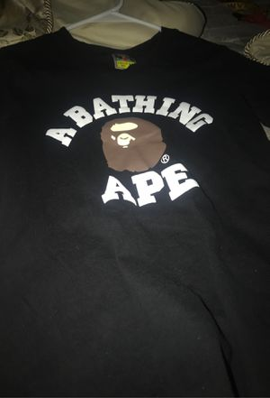 Bape Shirt for Sale in Linden, NC