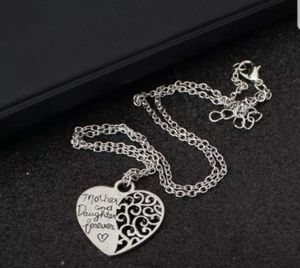 $7 brand new silver plated adjustable mother-daughter necklace for Sale in Manchester, MO
