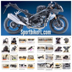 Motorcycle Parts for Sale in Orlando, FL