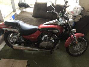 2002 Kawasaki Eliminator 250 Motorcycle ( Trade or sell ) for Sale in Marietta, GA
