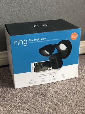 Ring Floodlight Cam (Brand New) for Sale in Las Vegas, NV