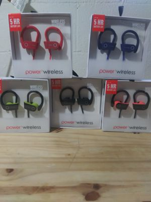 Brand new Bluetooth headphone bundle for Sale in Columbus, OH