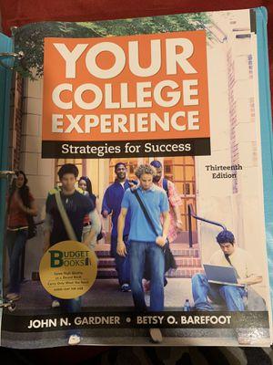 College skills 103 for Sale in Spartanburg, SC