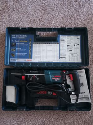 Tool Bosch Bulldog Extreme SDS Rotary Hammer Drill for Sale in Mayfield Heights, OH