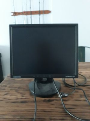15 inch LCD computer monitor Samsung for Sale in HALNDLE BCH, FL
