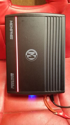 AMP MEMPHIS 1500 WATTS MONOBLOK CLASS D for Sale in Dallas, TX