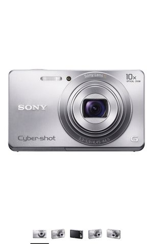 Sony Cyber-shot DSC-W690 16.1 MP Digital Camera with 10x Optical Zoom and 3.0-inch LCD (Silver) (2012 Model) for Sale in Danville, PA