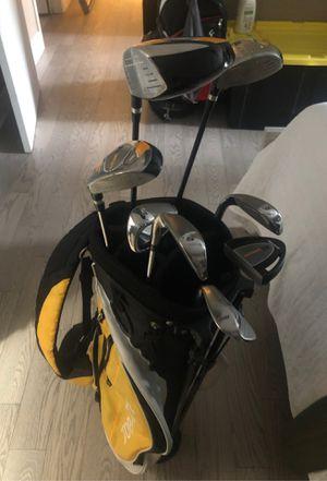 Beginner golf clubs top flight for Sale in Tampa, FL