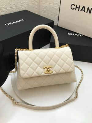 Chanel white bag for Sale in Palatine, IL