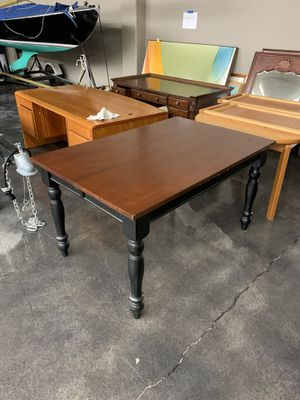 Wooden dining table for Sale in Seattle, WA