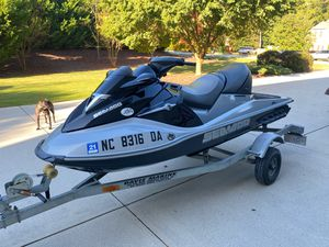 2005 Sea Doo GTX limited supercharged + trailer for Sale in Raleigh, NC