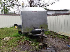 5 x 8 Gooseneck CargoTrailer for Sale in Houston, TX