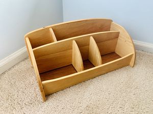 Solid Wood Desk Organizer for Sale in Alexandria, VA