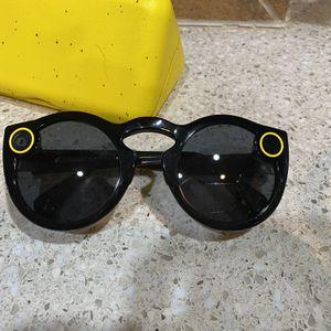 Snapchat Spectacles- Camera Sunglasses for Sale in Woodbridge, VA