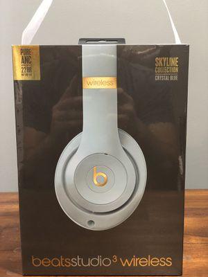 beats studio 3 wireless for Sale in Long Beach, CA