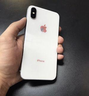 iPhone X for Sale in Clarksburg, CA