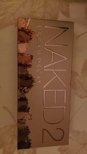 Eyeshadow palette ( Naked 2) for Sale in Avondale, AZ
