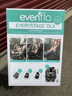 Evenflo every stage car seat for Sale in Columbus, OH