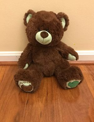 "Build-A-Bear Thin MINTS Girl Scout Plush Teddy Bear 14"" for Sale in Chantilly, VA"