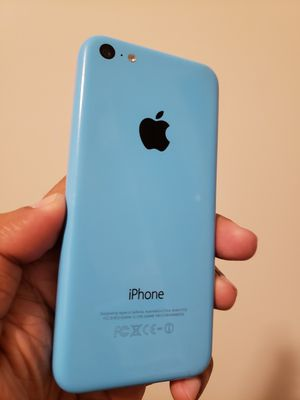 iPhone 5C , UNLOCKED for All Company Carrier,  Excellent Condition like New for Sale in Springfield, VA