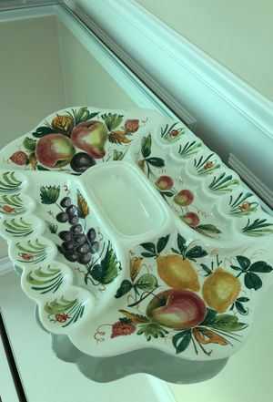 Veggie tray/ fruit tray for Sale in Sudbury, MA