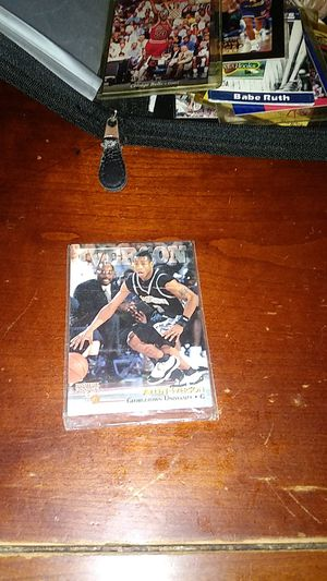Iverson rookie Georgetown for Sale in Toledo, OH