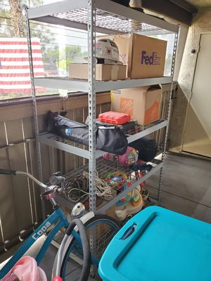 Storage Shelving for Sale in Buena Park, CA