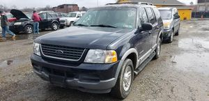 2002 Ford Explorer for Sale in Clinton, MD