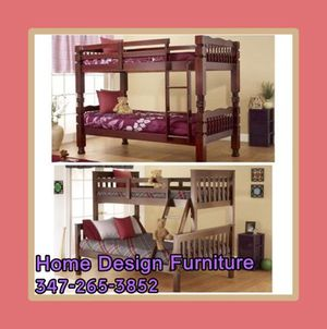 Brand new Bunkbeds with Orthopedic Mattresses For for Sale in Queens, NY