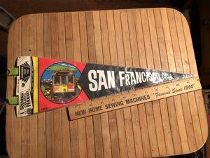 Vintage San Francisco banner postcard new in packaging for Sale in Portland, OR