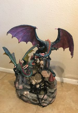 Dragon Water Fountain for Sale in Glendale, AZ