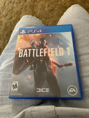 Battlefield1 for Sale in Medford, OR