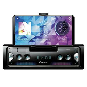 Pioneer sph-10bt. In-dash stereo smartphone receiver for both Android and Apple on sale for only 139 for Sale in Lynwood, CA