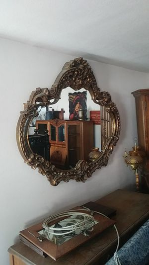 Large antique mirror for Sale in Hayward, CA