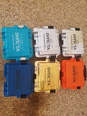 Never Used Invicta Watch Boxes for Sale in Boca Raton, FL
