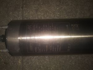 """Grundfos 1/2hp115v2wire 4""""ms402 submersible motor for Sale in Oakland, CA"""