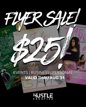 Flyers, web design, Photography,Visuals for Sale in Atlanta, GA