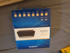 Lynksis n600 wifi router for Sale in Fort Campbell, KY