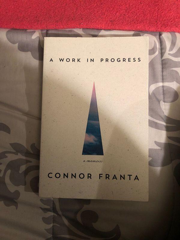 A work in progress Connor Franta
