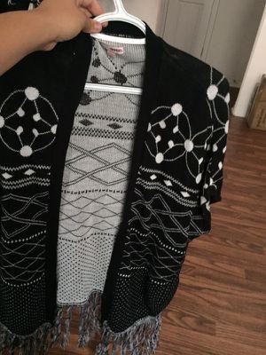 Black cardigan for Sale in Austin, TX