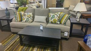 Coffee table with 2 end tables for Sale in Portland, OR