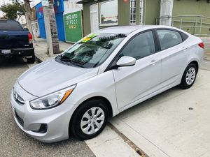 🤙🏽🏵2017 HYUNDAI ACCENT SE💰🗽CON SOLO $795 DE ENGANCHE 🦠🍔WITH ONLY $795 DOWN PAYMENT 💰🚗🤙🏽🌈🌈🚗🍔 for Sale in Bellflower, CA