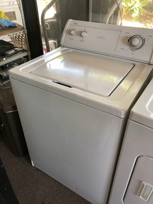 Whirlpool Washer and Gas Dryer for Sale in Las Vegas, NV