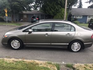 2007 Honda Civic hybrid for Sale in Auburn, WA