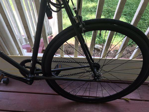 Fixed gear bike!!!