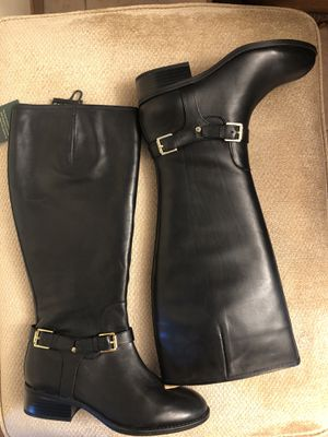 Lauren Ralph Lauren Marion wide calf riding boots size 5.5 for Sale in Providence, RI