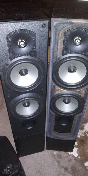 Polk audio speaker slim for Sale in Hawthorne, CA