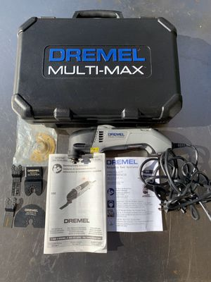 Dremel Multi-Max Tool for Sale in Lomita, CA