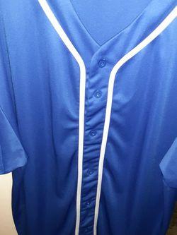 2 Blank Baseball Jerseys (5xl) for Sale in Bakersfield,  CA